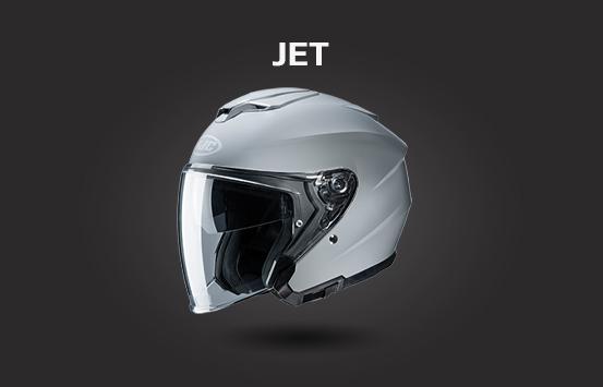 Casques Jet
