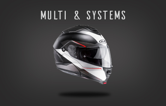 Casques Multi & Systems